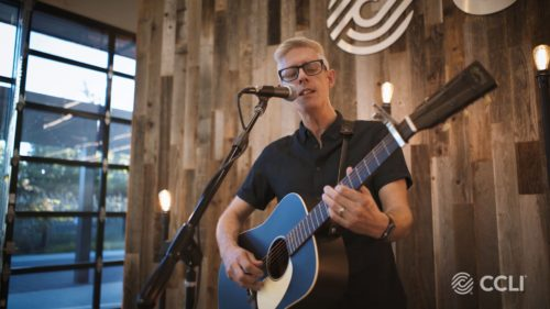 Just As I Am (guitar version) / Matt Maher