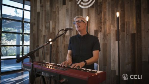 Just As I Am (piano version) / Matt Maher