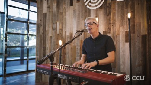 Holy (piano version) / Matt Maher