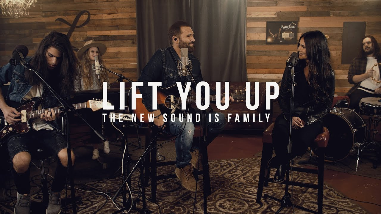 Lift You Up / The New Sound Is Family