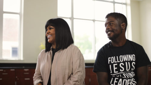 Our Conversation With Cece Winans & Alvin Love III
