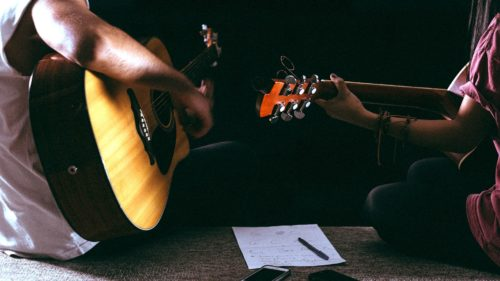 Creating a Worshipful Atmosphere with Your Songwriting
