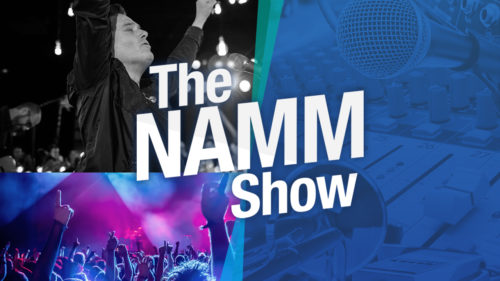 Special Discount to The NAMM Show 2020 for CCLI Customers
