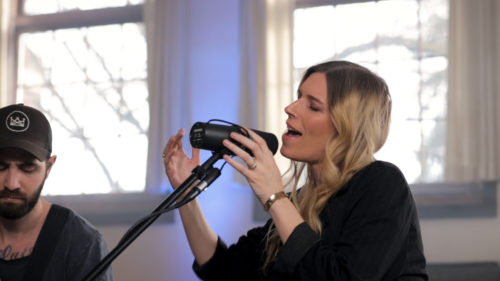 London Gatch performing Jesus Only You