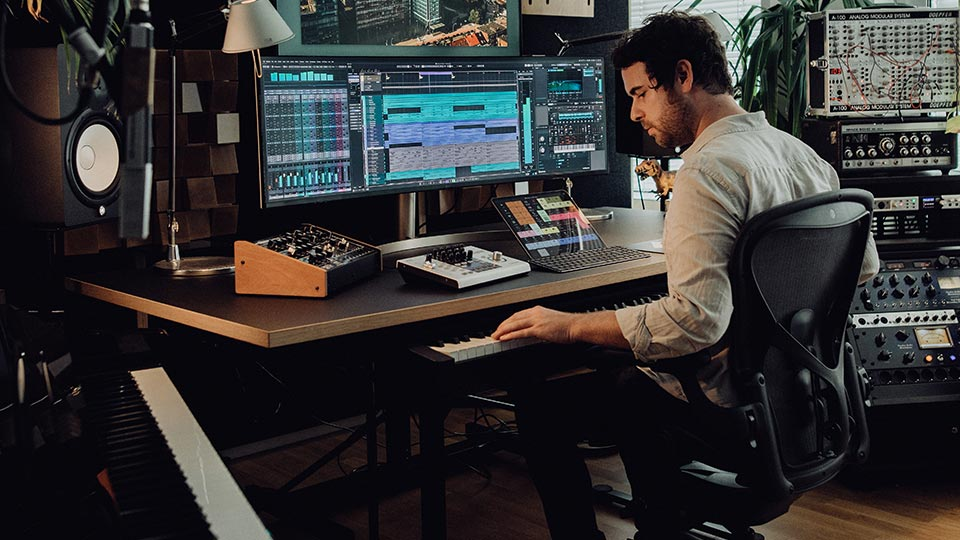 Recording at Home with Steinberg Cubase