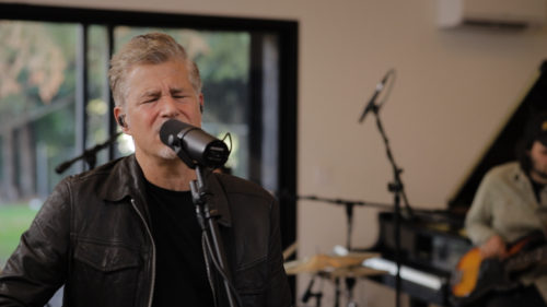 Paul Baloche singing an acoustic rendition of Nothing Like Your Love