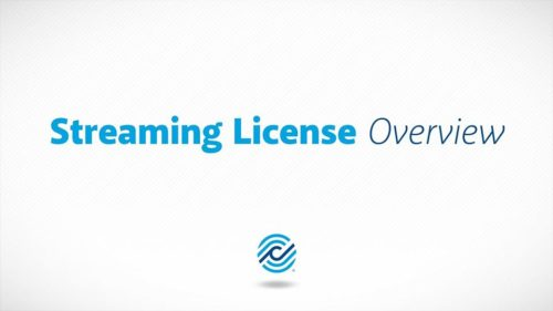The CCLI Streaming License Overview