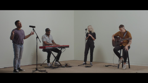 Elevation Worship perform a stripped down version of Available