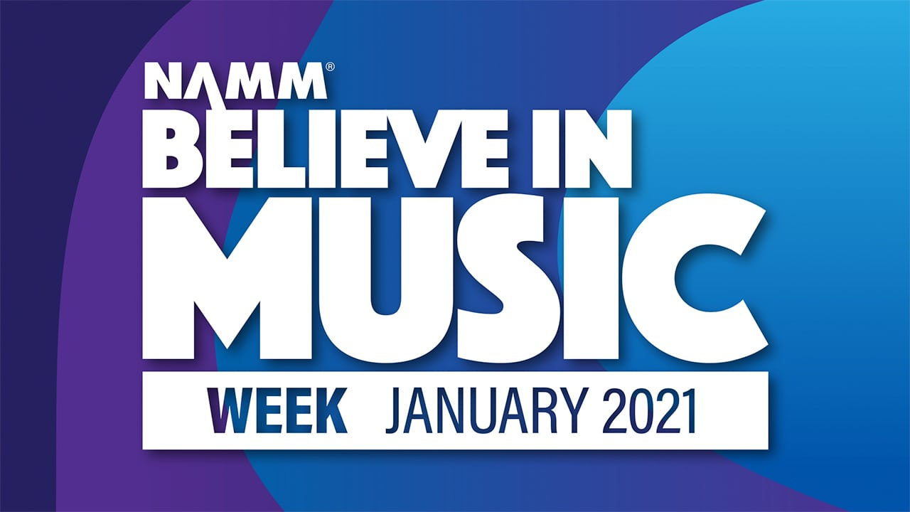 NAMM 2021 is Going Virtual and You're Invited