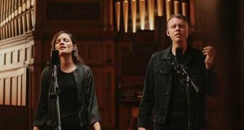 There Is No Higher Name / Sarah Kroger & Corey Voss